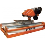 CC900TE Economy Tile Saw 5800559PKG, Cat # 65020