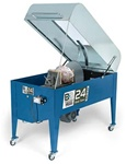 "8302024 HP24 $6499.99 Highland Precision Slab Saw w/24""Bld"