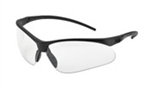 SG-55C-AF Clear AF/PC Lens, Black Frame, Core Flex Adjustable Temples