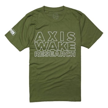 Axis Bold Tee - Olive