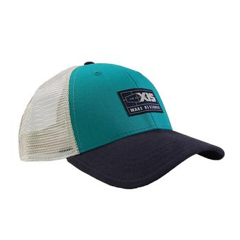 Axis Tide Cap - Teal / Stone / Navy