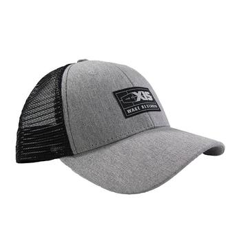 Axis Tide Cap - Heather Grey / Black