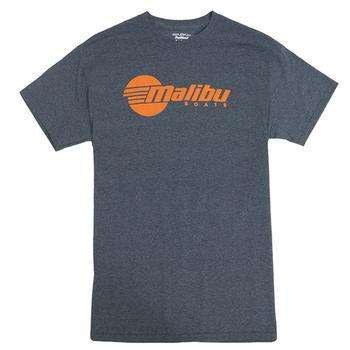 Logo Tee - Dark Heather