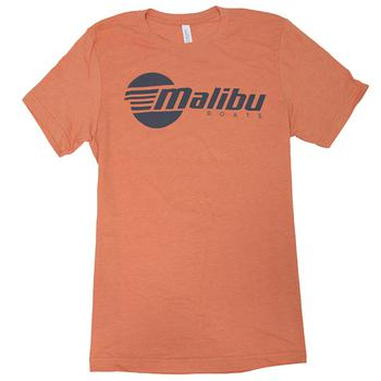 Logo Tee - Heather Orange