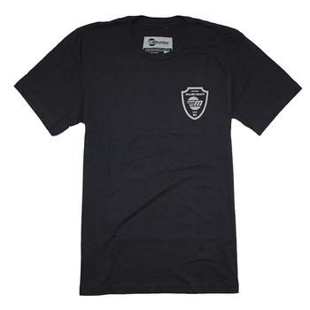 Shield Tee - Dark Grey
