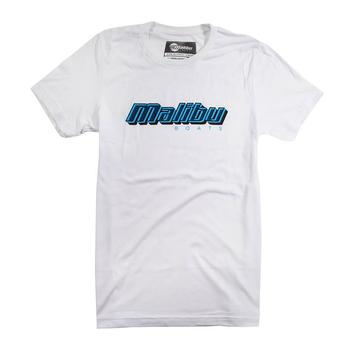 Shadow Tee - White