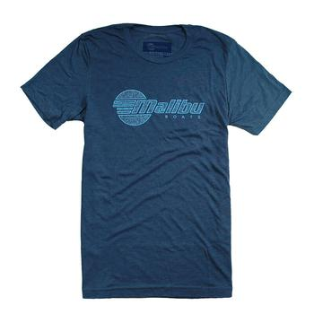Catch Tee - Steel Blue