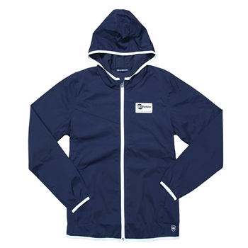 Women's Breaker Jacket - Navy