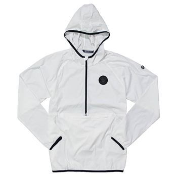 Women's Breaker 1/2 Zip Pullover - White