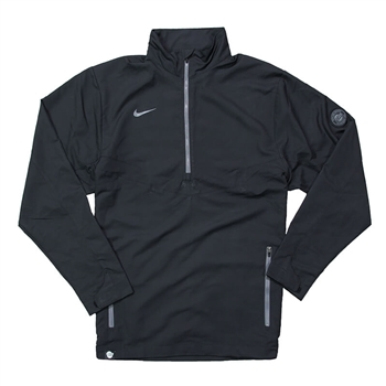 Nike 1/2 Zip Wind Shirt - Black