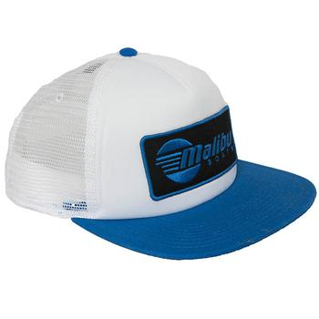Wicked Cap - White / Electric Blue