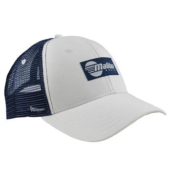 Truth Cap - White / Navy