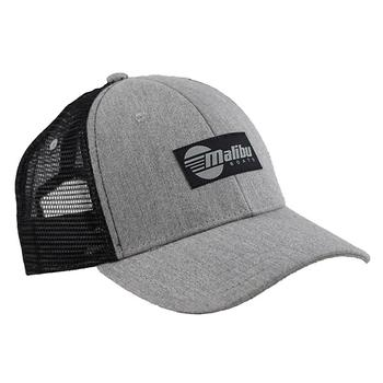 Truth Cap - Heather Grey / Black