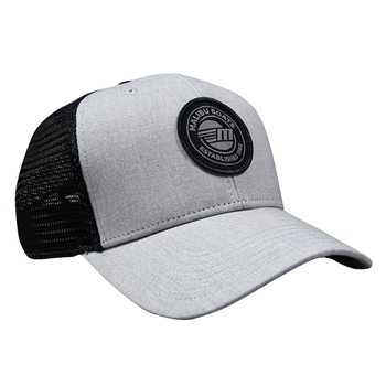 Alpha Cap - Grey | White