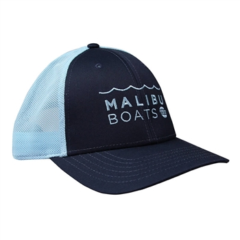 Ripple Cap - Navy | Light Blue