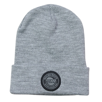 Heathered Beanie - Grey