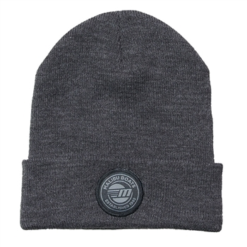 Heathered Beanie - Black
