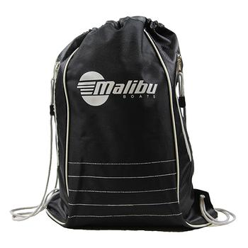 Drawstring Sport Bag - Black
