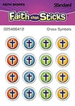 Sticker-Cross Symbols: 031809194393
