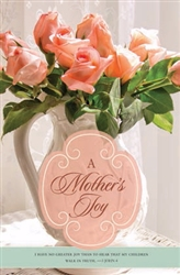 Bulletin-Mother's Day: A Mother's Joy: 0634337692968