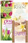 Boxed Cards-Easter, Jesus Is Risen Assortment: 0730817357881