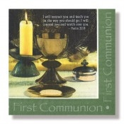 Napkins-First Communion: 0759830196628