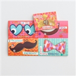 Card-Boxed-Valentine-Silly Disguises: 081983585487