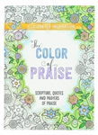 Color Of Praise Adult Coloring Book: 081983615894