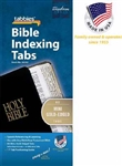 Bible Tab-Mini Tabs O&N Testament-Gold: 084371583423