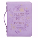 Bible Cover-Trendy LuxLeather-Plans: 1220000130210