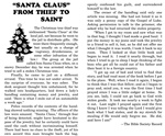Santa Claus From Thief to Saint