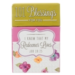 Box Of Blessings-101 Blessings For You: 6006937125315