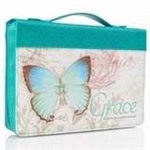 Bible Cover-Classic-Butterfly Blessings/Grace: 6006937131682