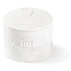 First Communion Keepsake Box: 603799448079