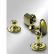 Clerical-Clergy Collar Studs: 640633171106