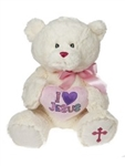 I Love Jesus Bear: 661371988221