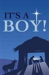 Christmas Tract-It's A Boy!: 663575736332
