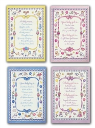Boxed Cards-Baby-Little Miracles: 692403216555
