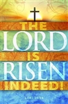 Bulletin-Lord Is Risen Indeed! (Easter) (Luke 24:34): 730817351735