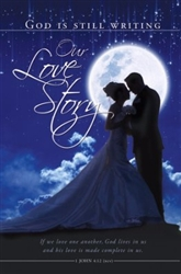 Bulletin-God Is Still Writing Our Love Story: 730817353692