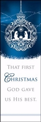 Bookmark-That First Christmas (Luke 2:11): 730817355047