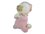 Toy-Plush-Plush Pal-Praying Bear W/Sound: 788200110193
