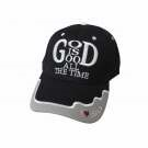 Cap-God Is Good-Black: 788200537464
