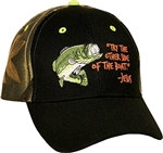 Cap-Fisher Of Men-Black/Camo : 788200540808