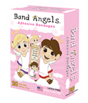 BAND ANGELS PINK: 851839004017
