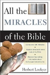 All The Miracles Of The Bible by Herbert Lockyer: 9780310281016