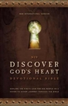 NIV Discover God's Heart Devotional Bible: 9780310429524