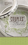 NIV Couples Devotional Bible: 9780310438151
