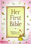 Her First Bible: Melody Carlson: 9780310701293