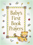 Baby's First Book Of Prayers: 9780310702870